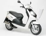 Информация по эксплуатации, максимальная скорость, расход топлива, фото и видео мотоциклов Vivacity 50 (2010)