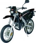 Информация по эксплуатации, максимальная скорость, расход топлива, фото и видео мотоциклов XP6 Supermoto 50 (2008)