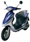 Информация по эксплуатации, максимальная скорость, расход топлива, фото и видео мотоциклов Ligero RS 100 (2008)