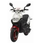 Информация по эксплуатации, максимальная скорость, расход топлива, фото и видео мотоциклов No Fear 50 (2011)