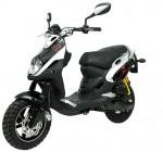 Информация по эксплуатации, максимальная скорость, расход топлива, фото и видео мотоциклов PMX Naked 50 (2011)