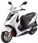 Информация по эксплуатации, максимальная скорость, расход топлива, фото и видео мотоциклов Tigra 125 EFI (2012)