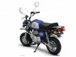 Информация по эксплуатации, максимальная скорость, расход топлива, фото и видео мотоциклов Mini Rover 125 (2012)