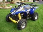 Информация по эксплуатации, максимальная скорость, расход топлива, фото и видео мотоциклов Scrambler 500 4X4 (2011)