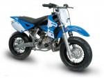 Информация по эксплуатации, максимальная скорость, расход топлива, фото и видео мотоциклов Motard Air (2010)