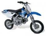 Информация по эксплуатации, максимальная скорость, расход топлива, фото и видео мотоциклов XP 65 P (2008)