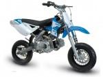 Информация по эксплуатации, максимальная скорость, расход топлива, фото и видео мотоциклов XP 4T Minimotard (2010)