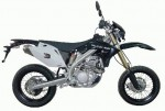 Информация по эксплуатации, максимальная скорость, расход топлива, фото и видео мотоциклов Falcon 450 Motard (2011)