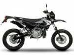 Информация по эксплуатации, максимальная скорость, расход топлива, фото и видео мотоциклов Falcon CR50 Motard (2011)