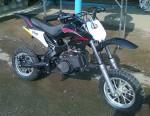 Информация по эксплуатации, максимальная скорость, расход топлива, фото и видео мотоциклов Rottaler 50 Cross (2011)