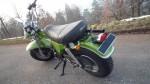 Информация по эксплуатации, максимальная скорость, расход топлива, фото и видео мотоциклов T-Rex 125 (2010)