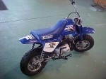 Мотоцикл ST 125 Y Cross 2003: Эксплуатация, руководство, цены, стоимость и расход топлива