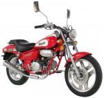 Мотоцикл Knight JC 125-2A 2006: Эксплуатация, руководство, цены, стоимость и расход топлива