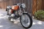 Мотоцикл 125 Sprite 5 1970: Эксплуатация, руководство, цены, стоимость и расход топлива